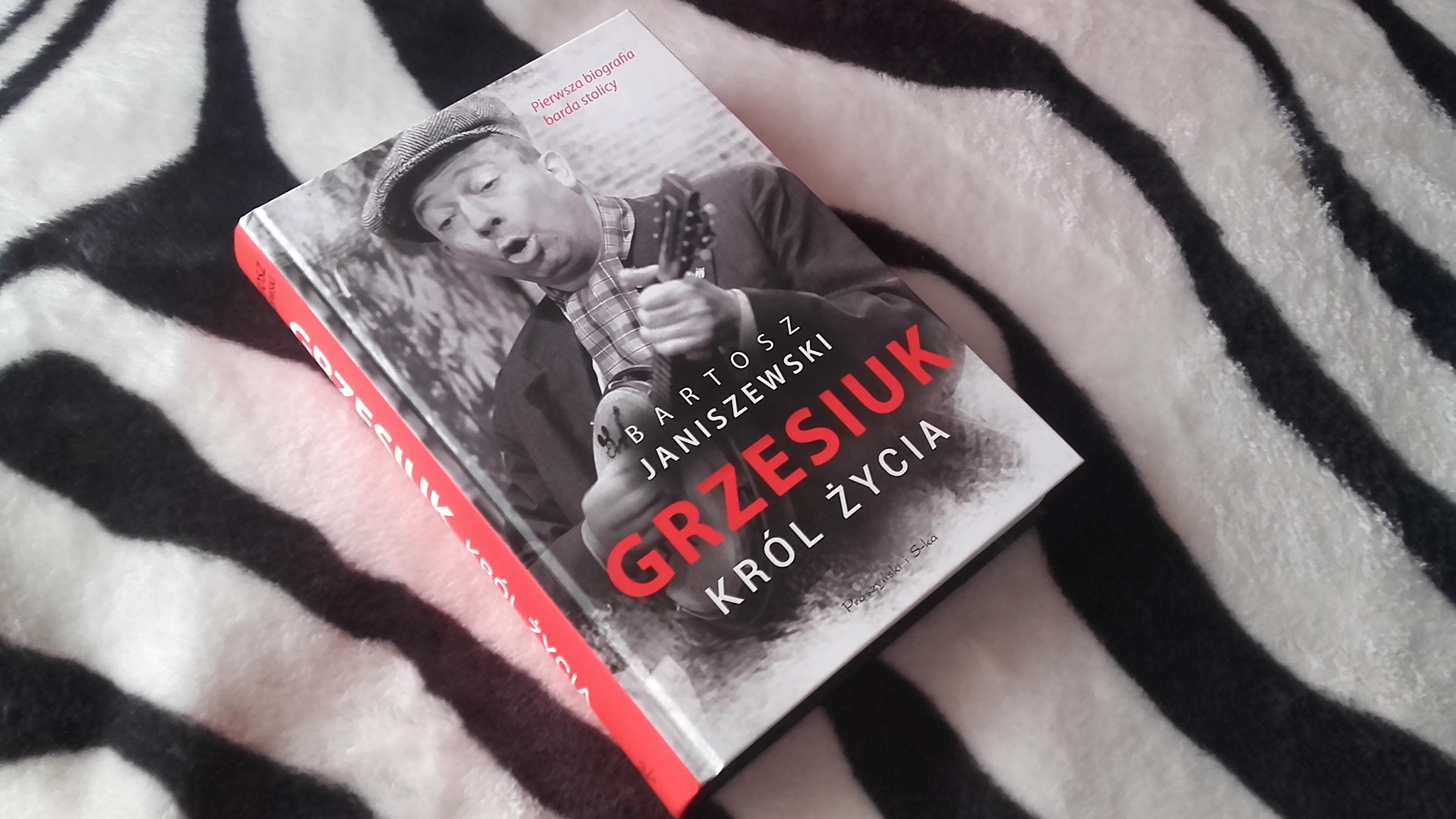 Grzesiuk. Król życia – Bartosz Janiszewski