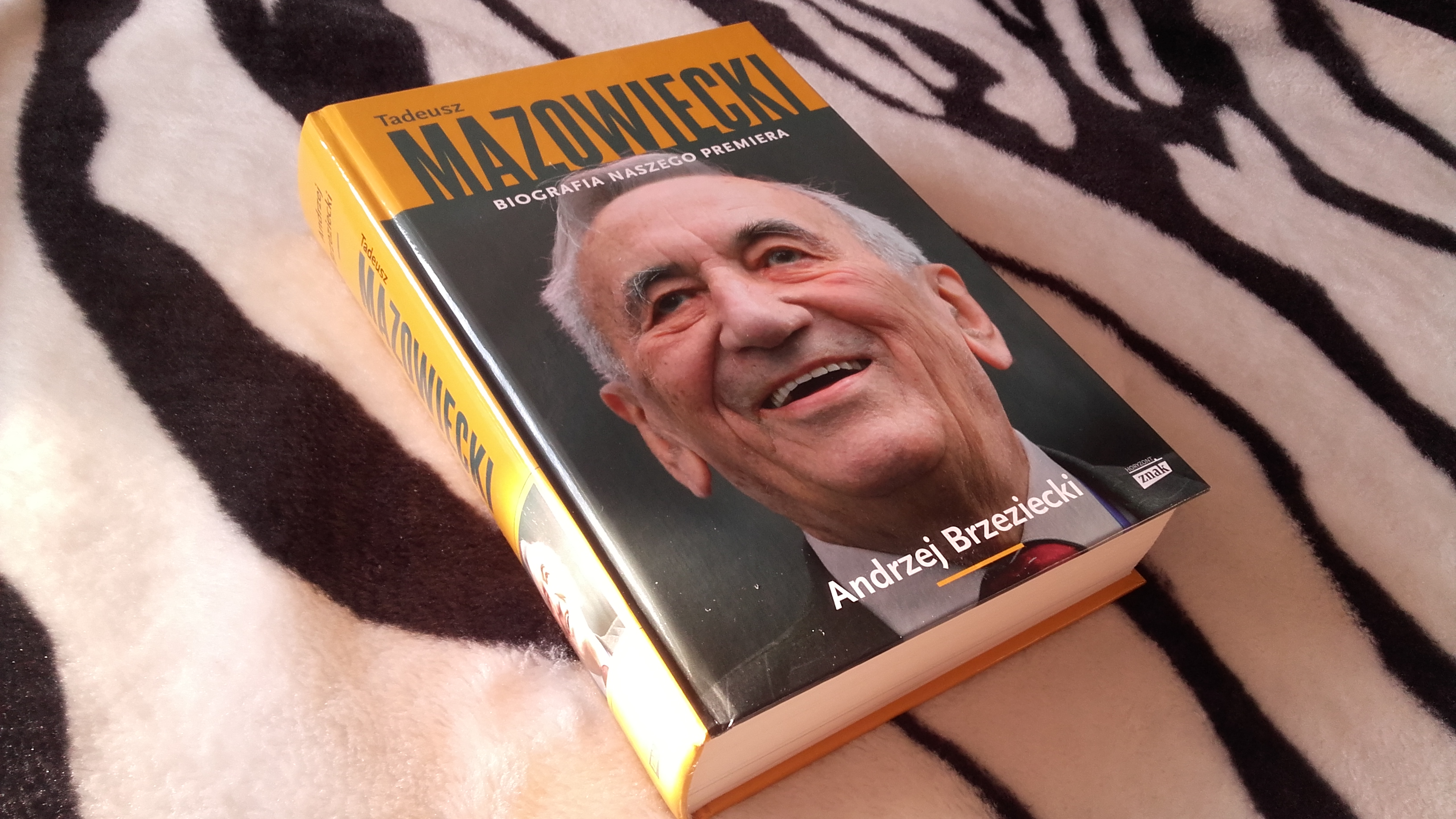 Tadeusz Mazowiecki. Biografia naszego premiera – Andrzej Brzeziecki