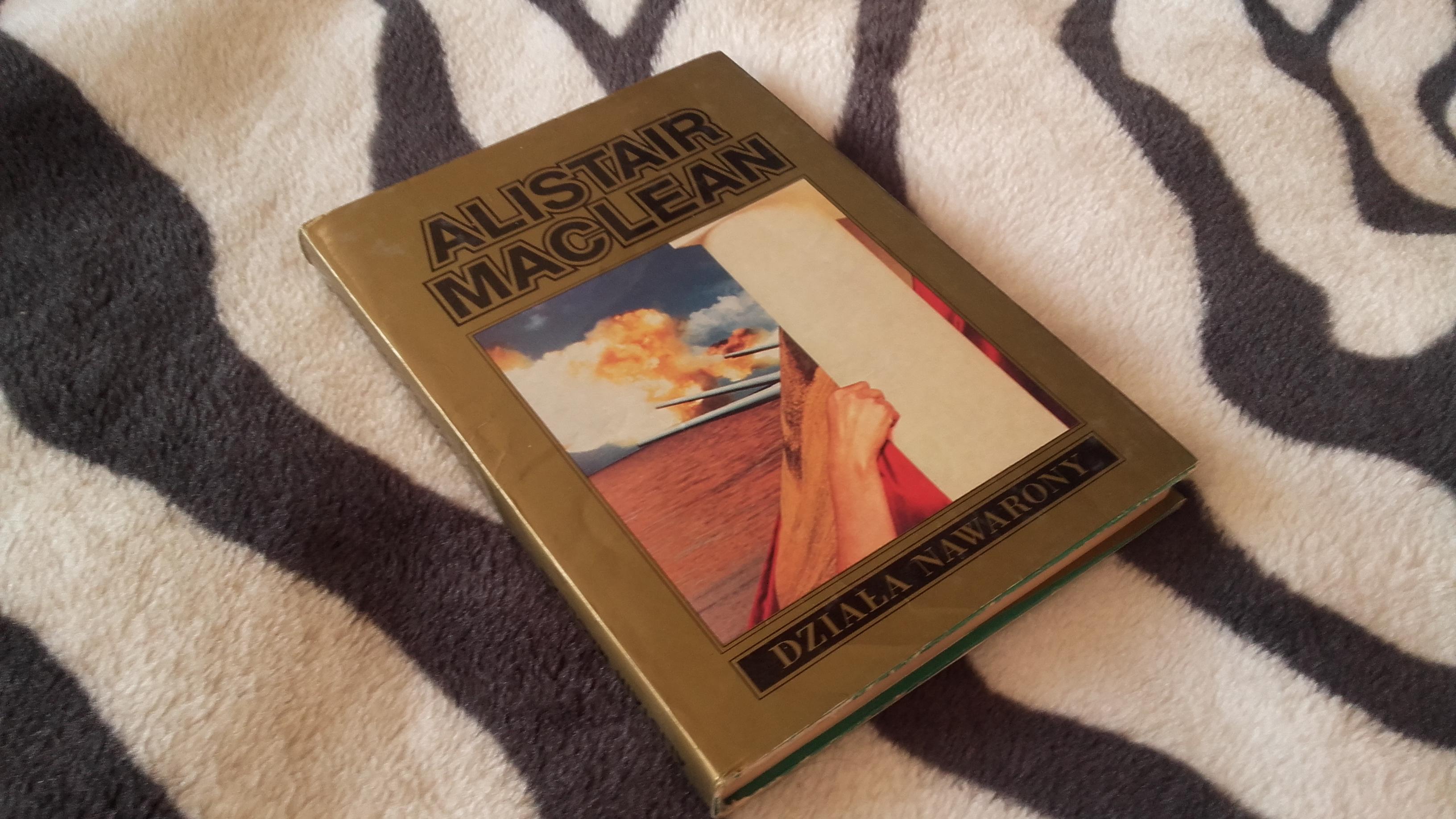 Działa Nawarony – Alistair Maclean