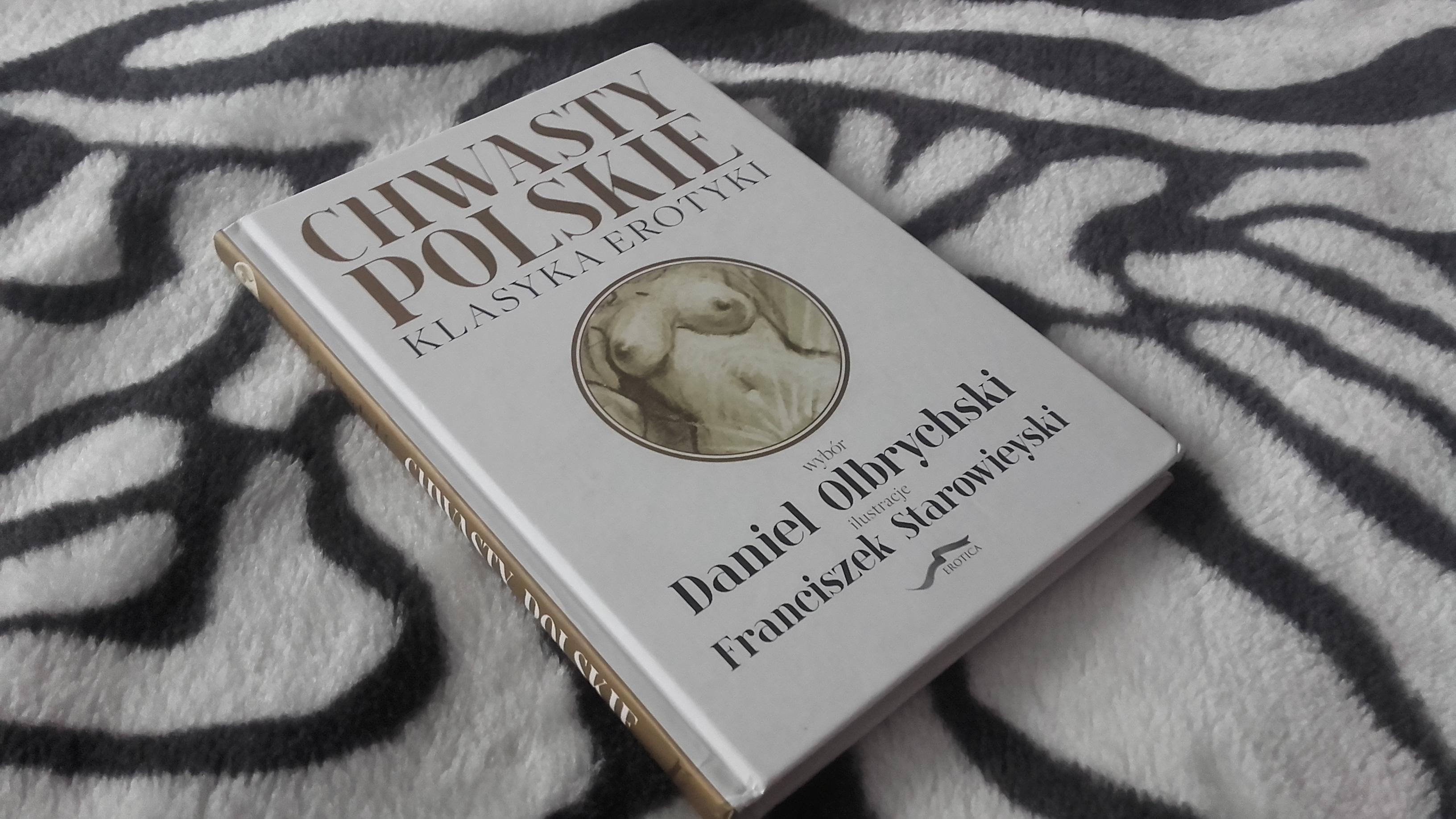 Chwasty polskie. Klasyka erotyki – Daniel Olbrychski