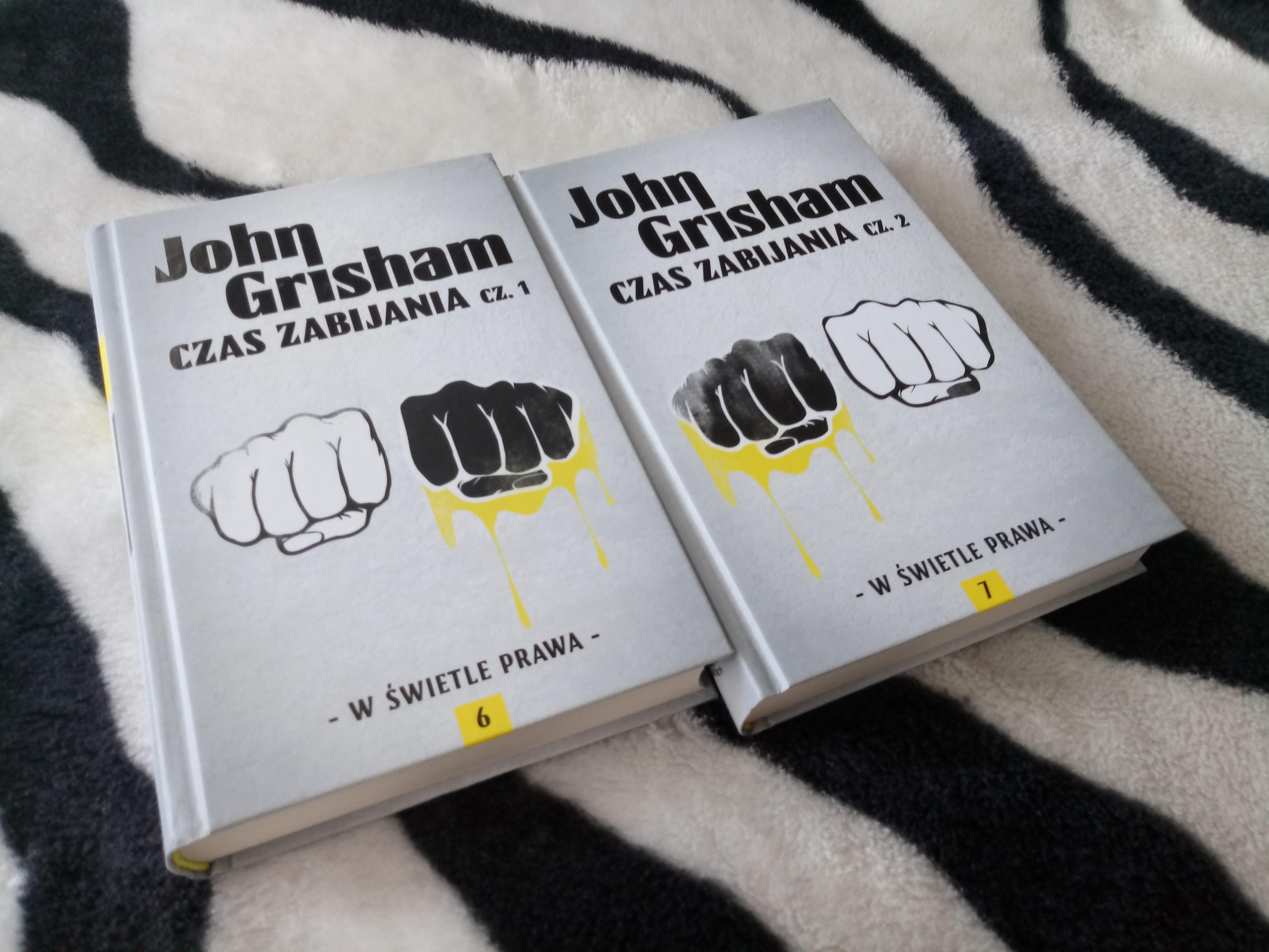 Czas zabijania – John Grisham