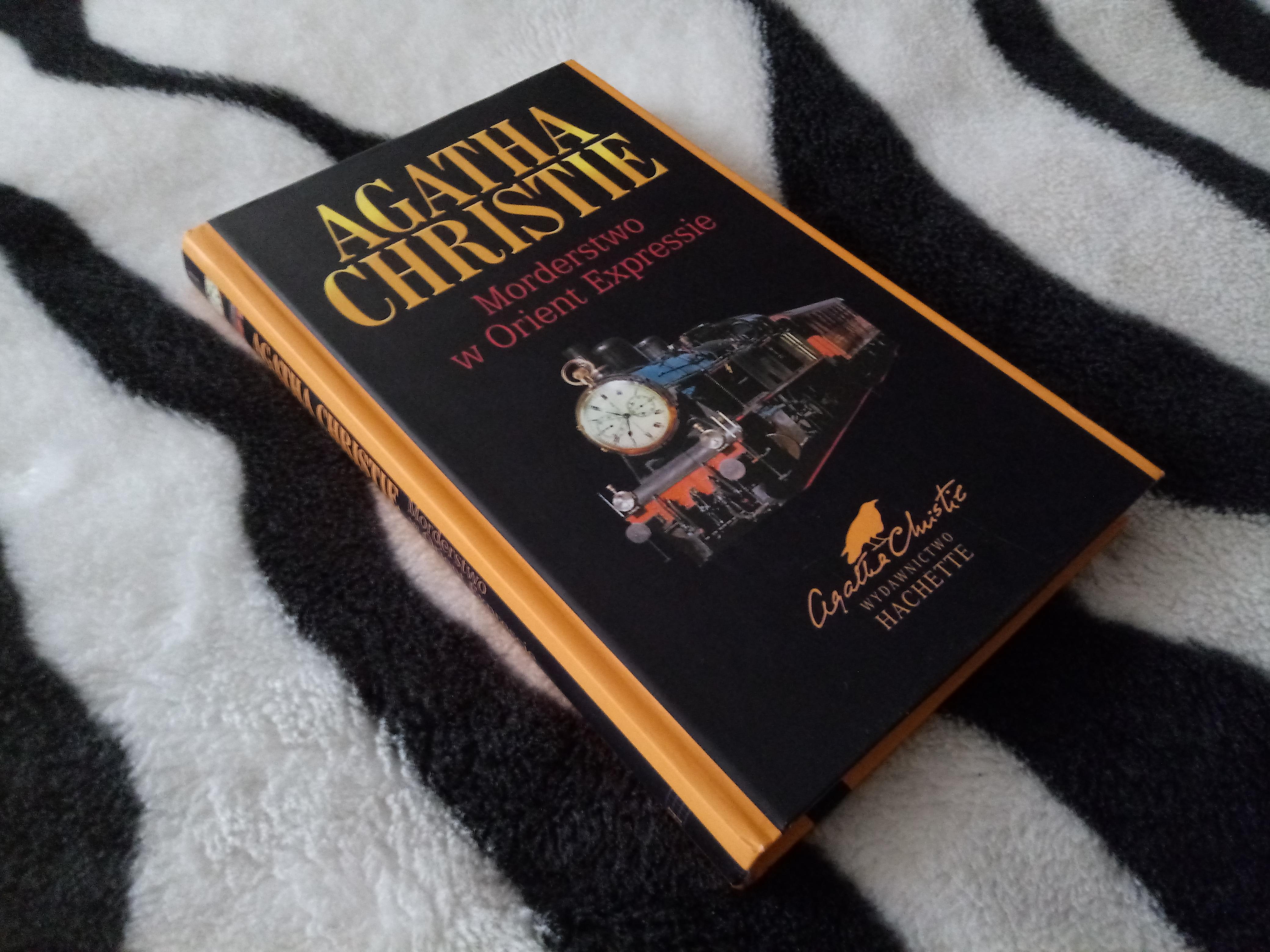 Morderstwo w Orient Expressie – Agatha Christie