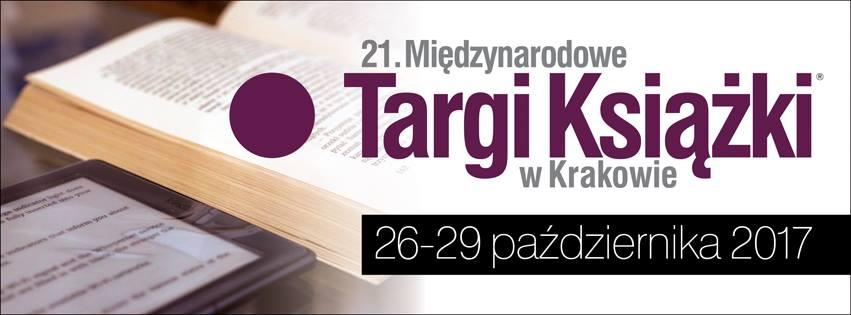 Oczytany poleca: 21. Międzynarodowe Targi Książki w Krakowie