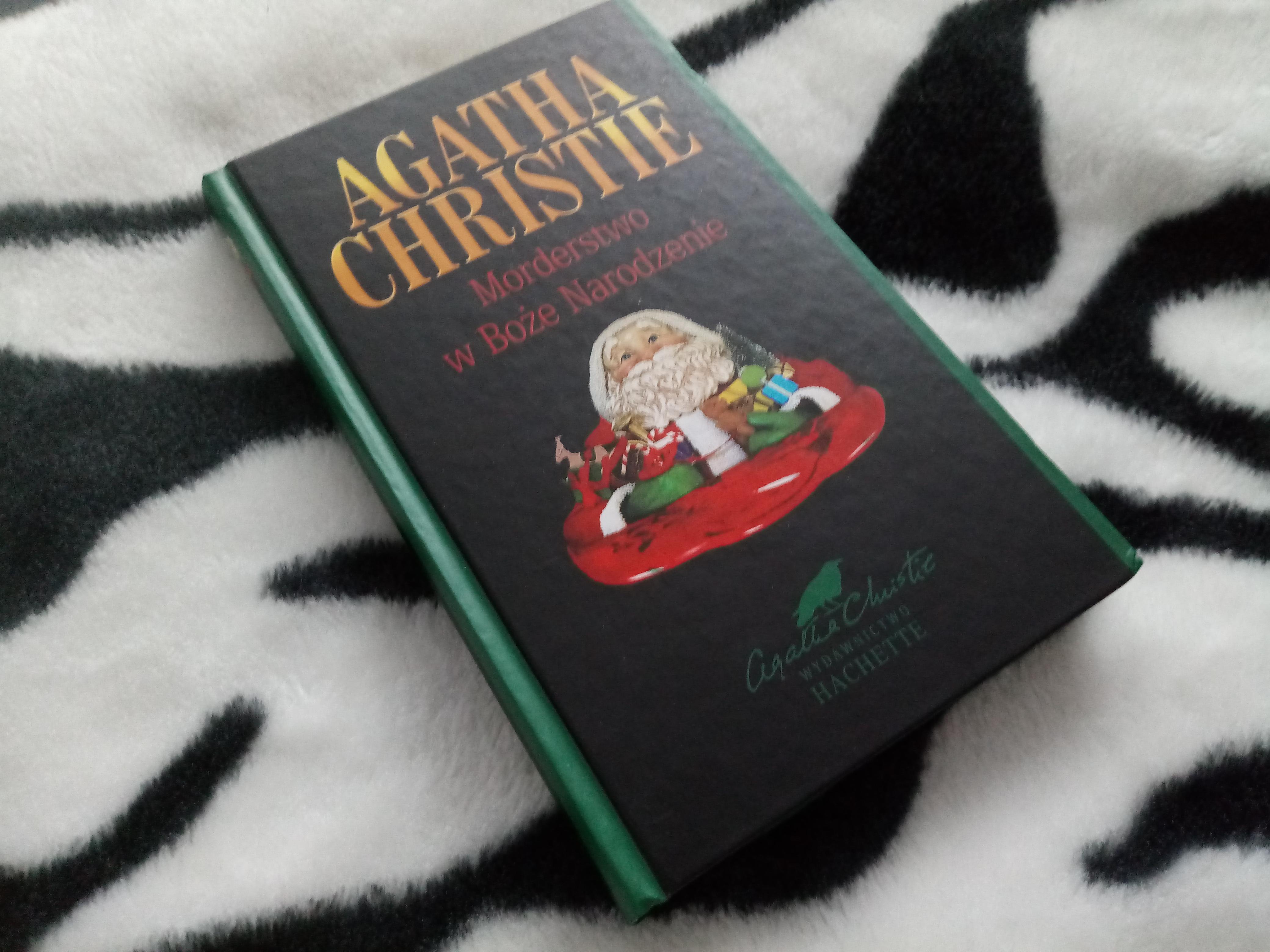 Morderstwo w Boże Narodzenie – Agatha Christie