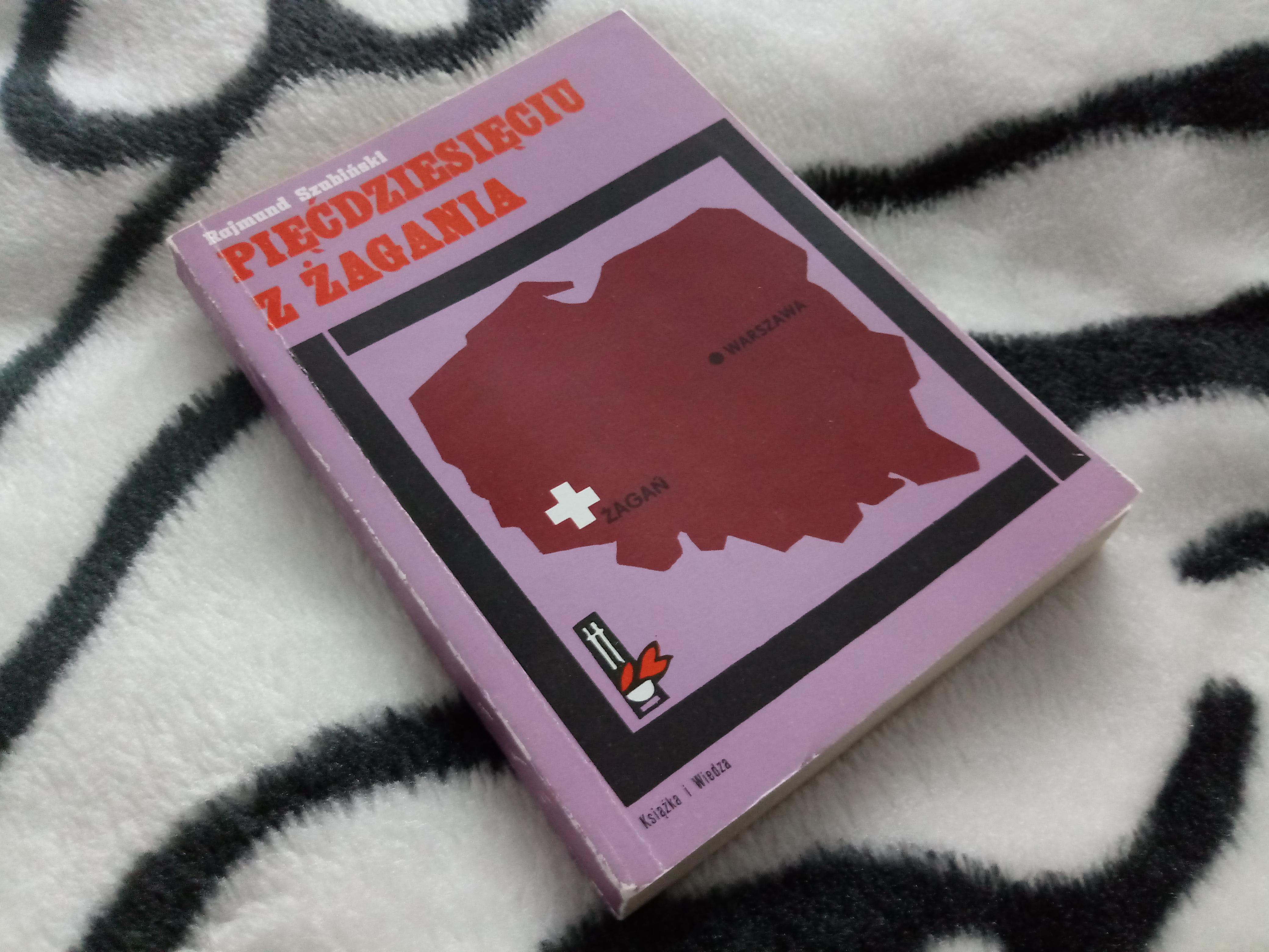 Pięćdziesięciu z Żagania – Rajmund Szubański