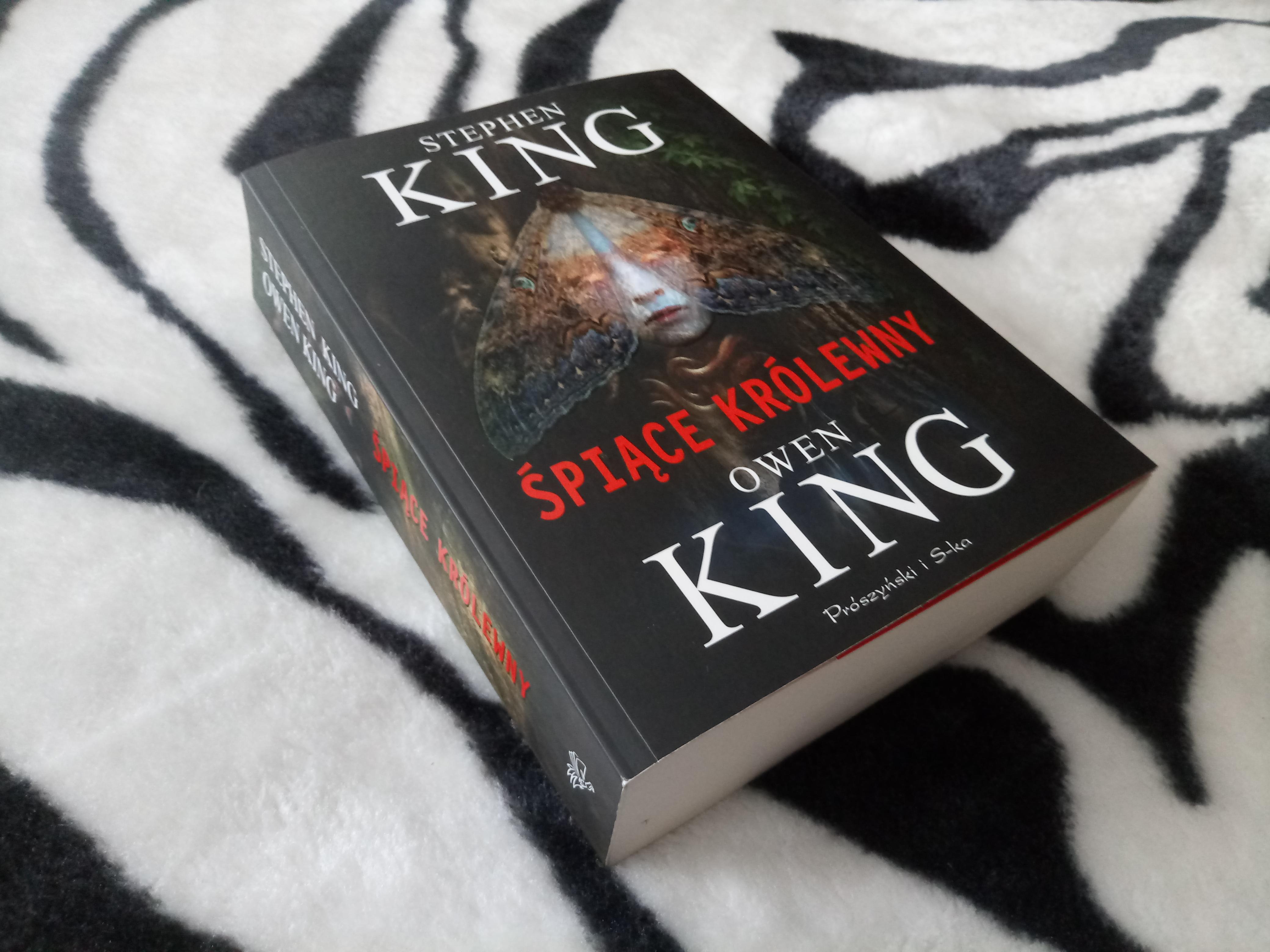 Śpiące królewny – Stephen King/Owen King