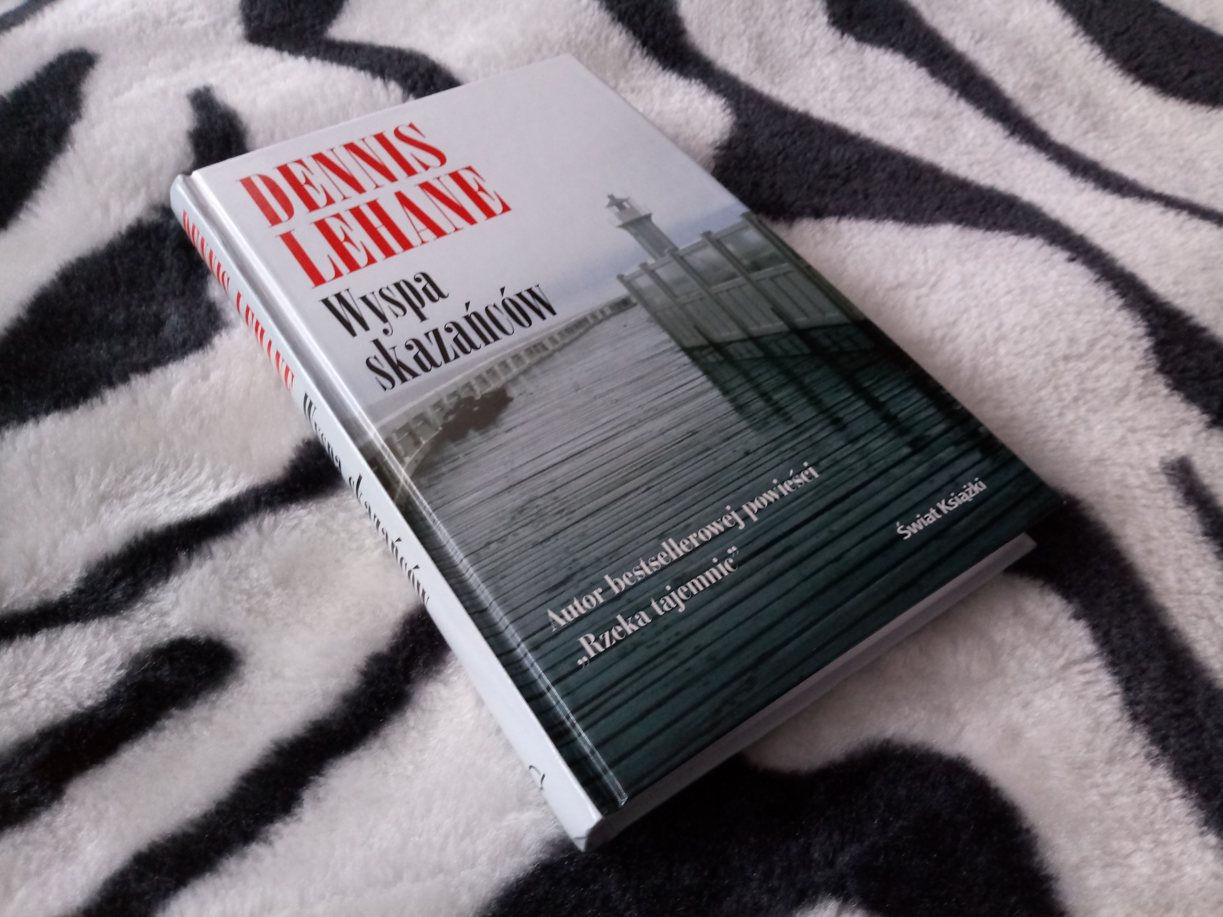 Wyspa skazańców – Dennis Lehane