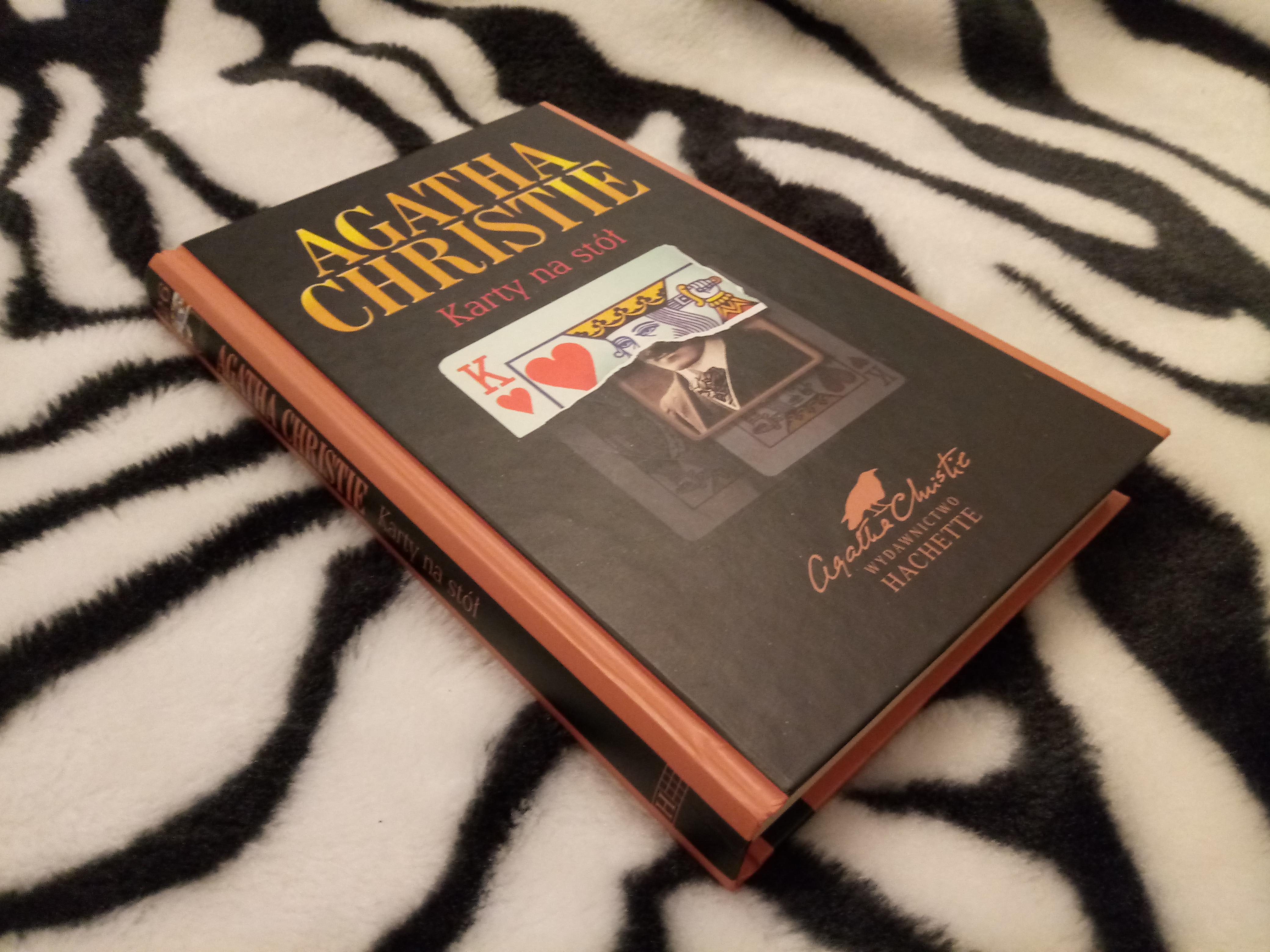 Karty na stół – Agatha Christie