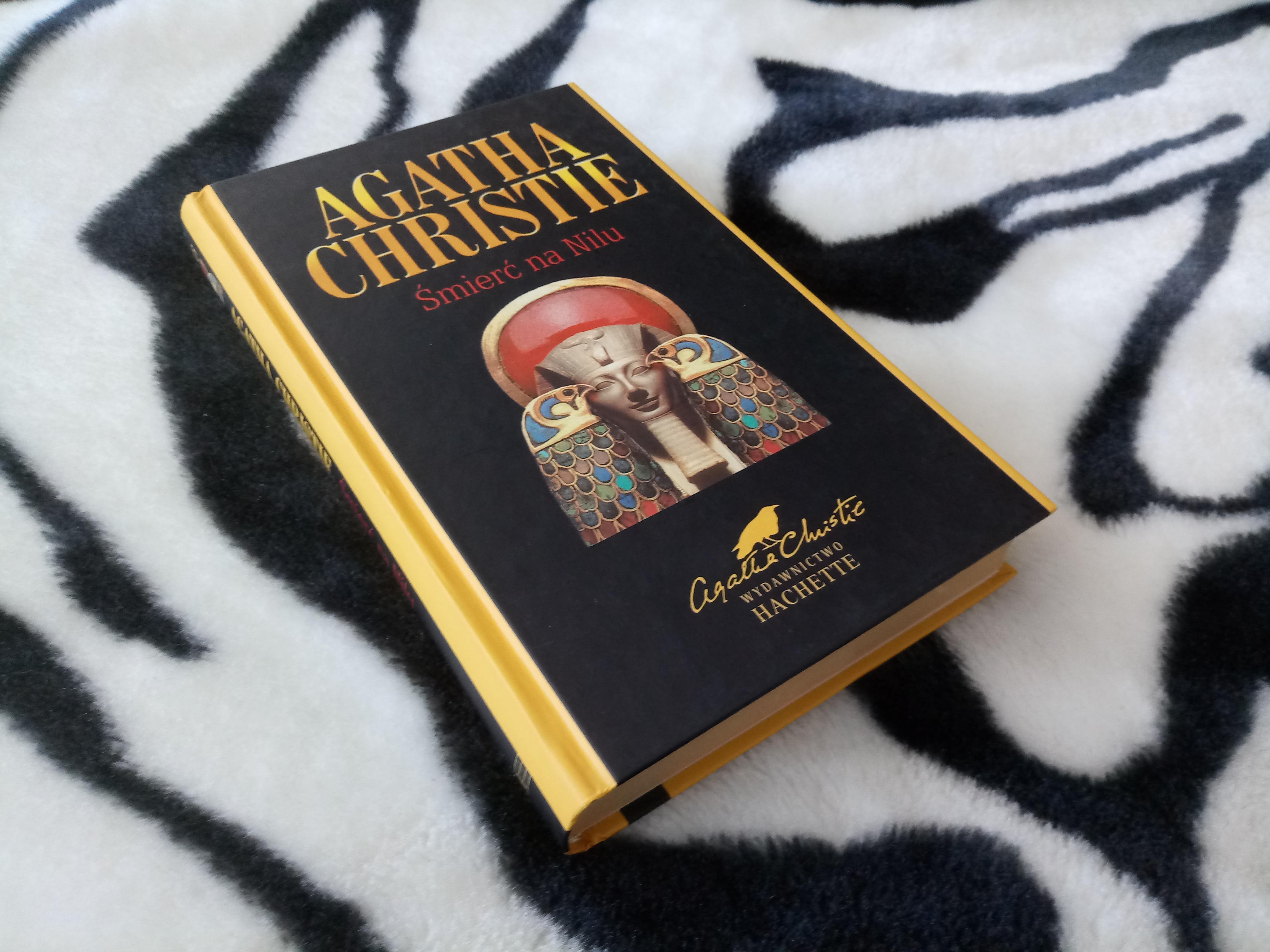 Śmierć na Nilu – Agatha Christie