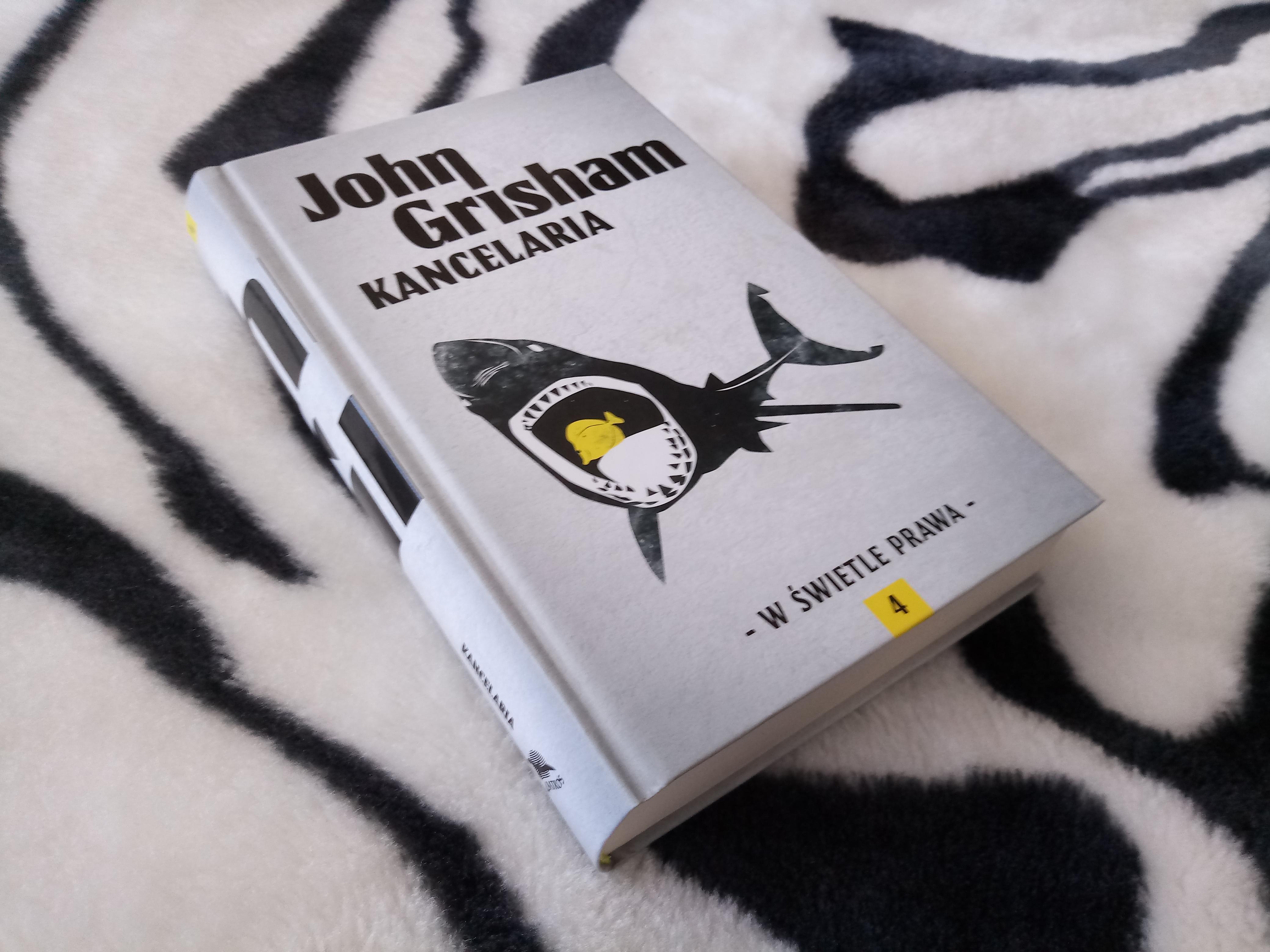 Kancelaria – John Grisham