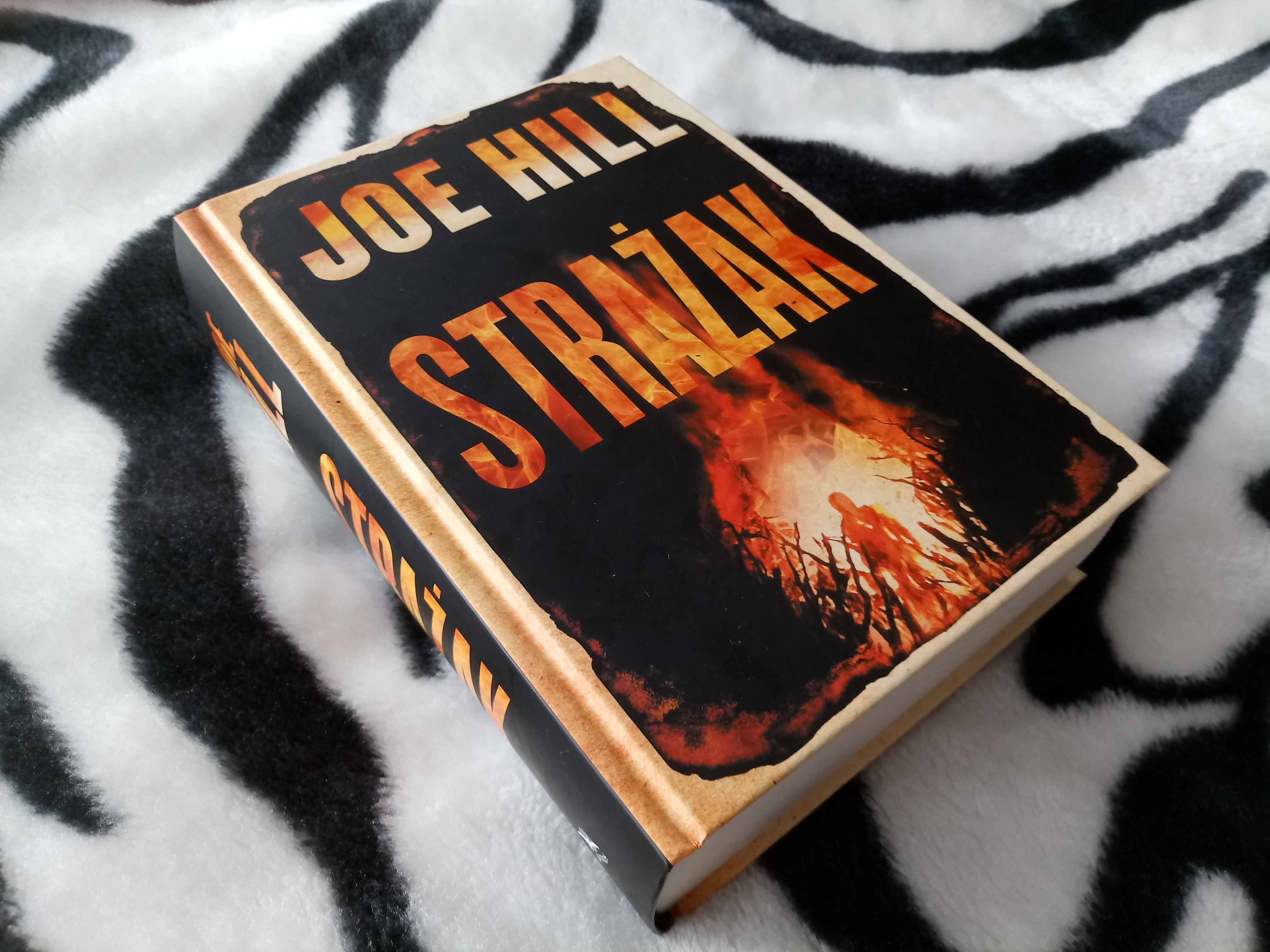 Strażak – Joe Hill