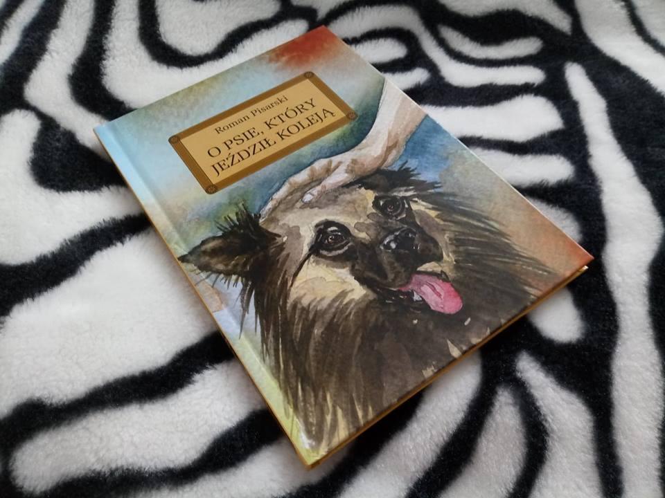 O psie, który jeździł koleją – Roman Pisarski