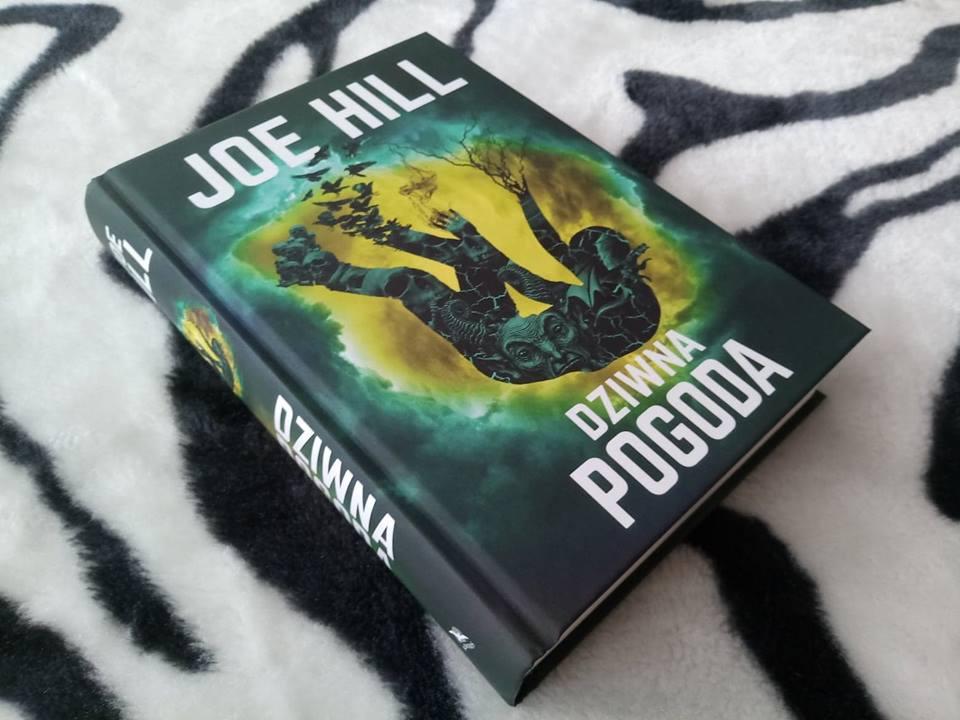 Dziwna pogoda – Joe Hill