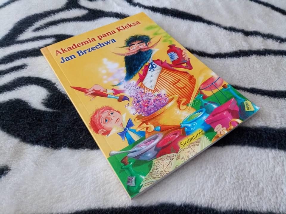 Akademia Pana Kleksa – Jan Brzechwa