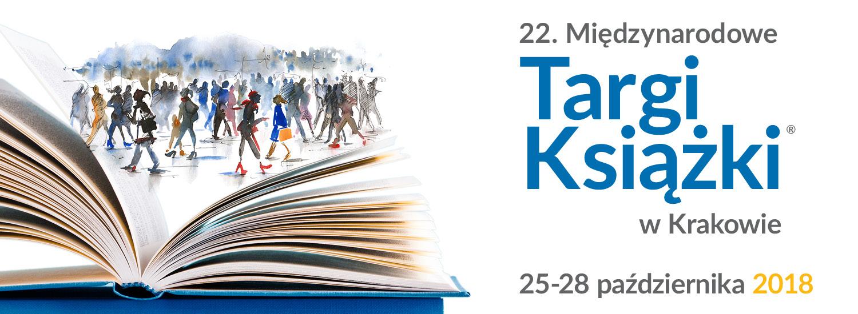 Oczytany poleca: 22. Międzynarodowe Targi Książki w Krakowie