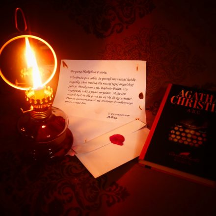 A.B.C. – Agatha Christie