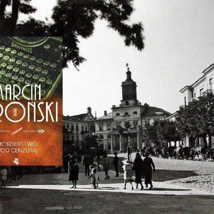 Morderstwo pod cenzurą – Marcin Wroński