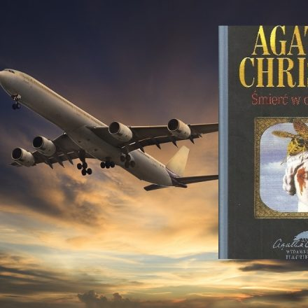 Śmierć w chmurach – Agatha Christie