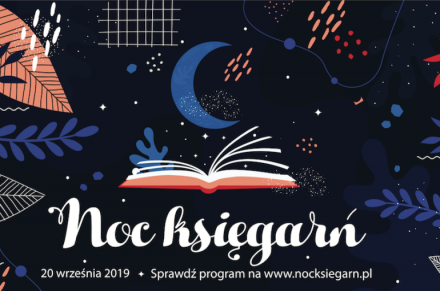Oczytany poleca: Noc Księgarń