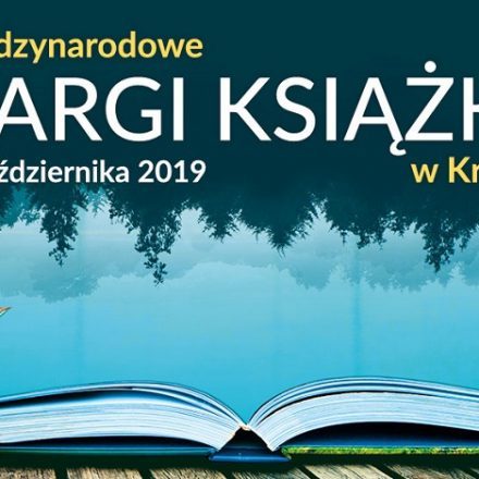 Oczytany poleca: 23. Międzynarodowe Targi Książki w Krakowie
